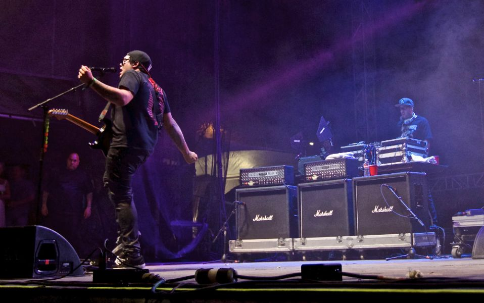 Sublime with Rome misted the crowd with blissful nostalgia at Riot Fest Denver.