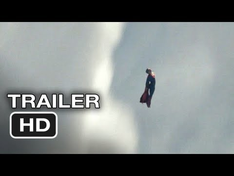 All New Poster For Man Of Steel Debuts