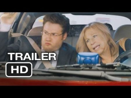 Take a road trip with Rogen and Streisand in The Guilt Trip