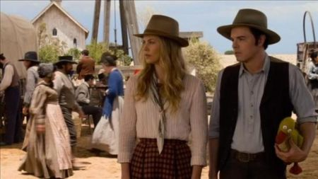 Movie review:  'A Million Ways to Die in the West' a Seth MacFarlane misfire