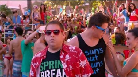 Movie review:  '22 Jump Street' a disappointing, repetitive dead-end