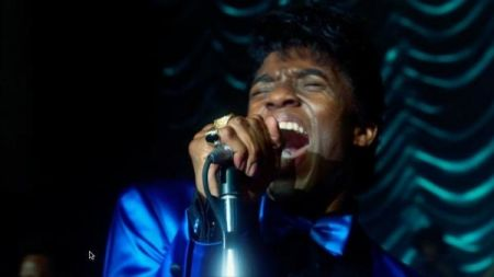 Movie review: 'Get On Up' goes to show that there really is only one James Brown