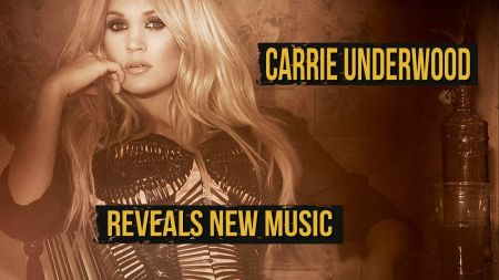 Carrie Underwood reveals about new album 'Storyteller'