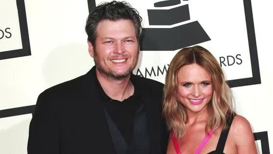 Taking a cue from Taylor Swift? Blake and Miranda are writing songs