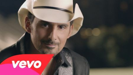 Watch: Brad Paisley celebrates the 'Country Nation' in new music video