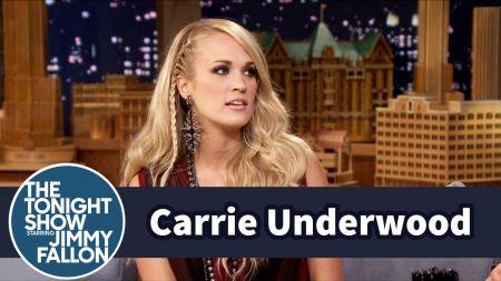 Watch: Carrie Underwood performs 'Smoke Break' on 'The Tonight Show'