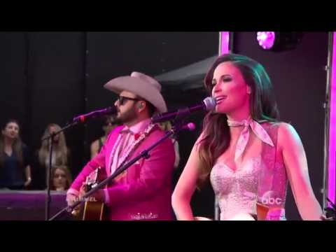 Watch: Kacey Musgraves is just a 'Dime Store Cowgirl' on Jimmy Kimmel Live!