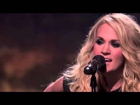 Watch: Carrie Underwood performs at 2015 Apple Music Festival