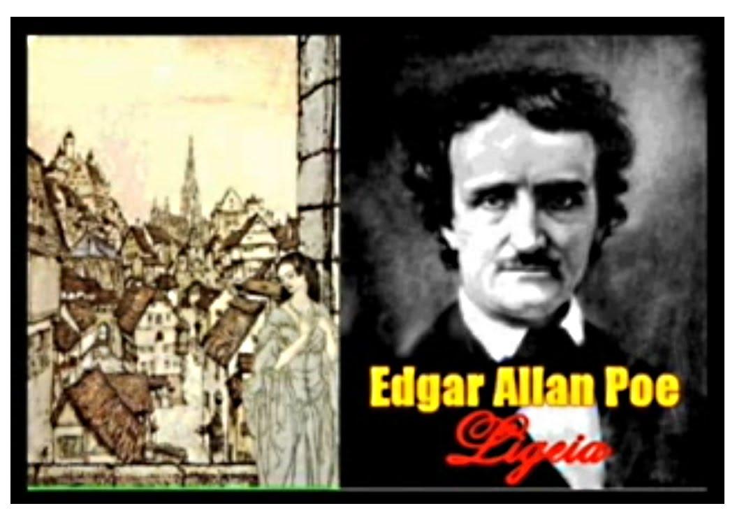 Edgar Allan Poes Ligeia Axs