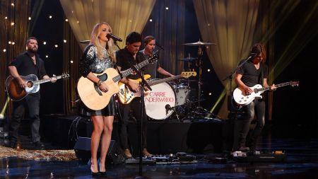 Carrie Underwood announces The Storyteller Tour