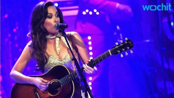 Kacey Musgraves paints the town pink at Opry breast cancer event
