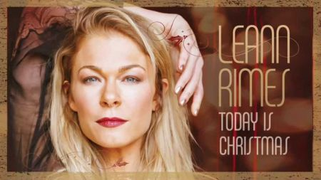 Latest LeAnn Rimes Christmas album 'Today is Christmas' misses its mark