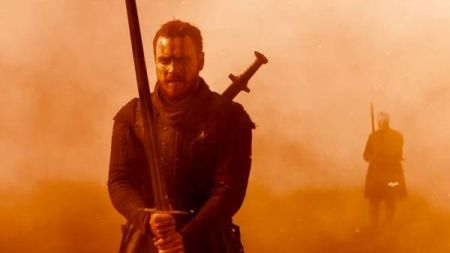 Movie review:  Latest, bloodiest 'Macbeth' to date, takes certain liberties