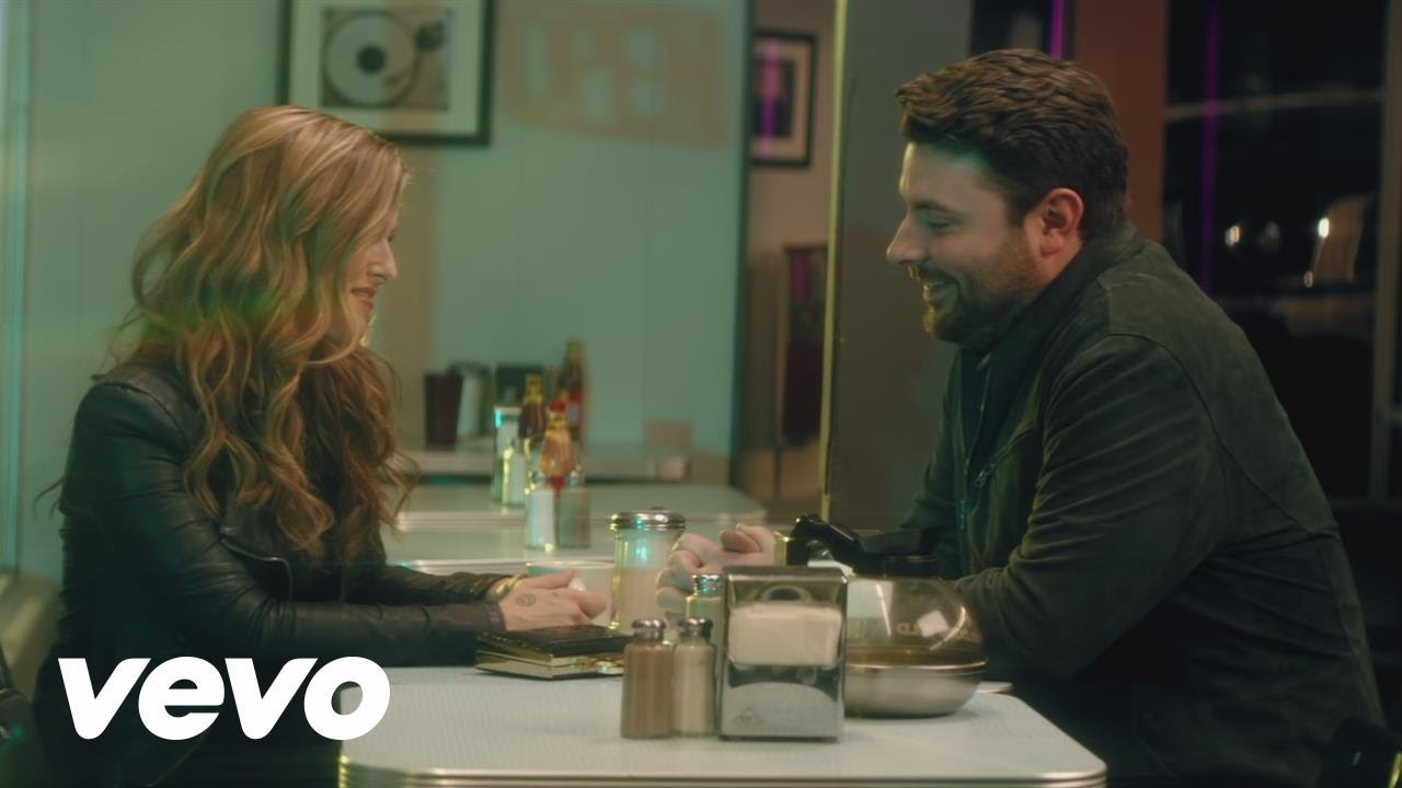 Chris Young, Cassadee Pope share their 'Think Of You' Music Video'