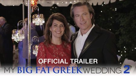 9eb896b081eed Review   My Big Fat Greek Wedding 2  more of the same...and that s a good  thing