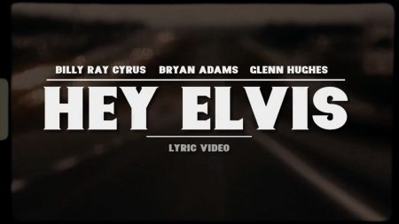 Billy Ray Cyrus gives a shout out to Elvis with his new music video