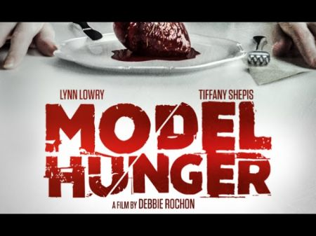 Scream queen Debbie Rochon makes her directorial debut with 'Model Hunger'