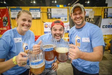 The 2016 Great American Beer Festival will be the biggest one yet.