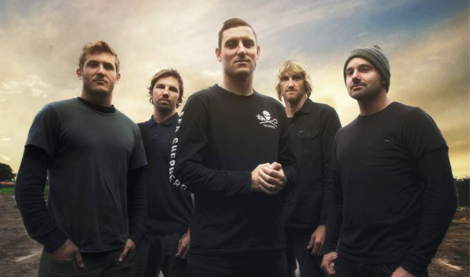 Parkway Drive tickets at The Palladium Outdoors, Worcester