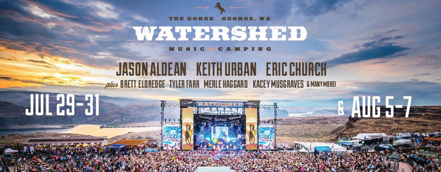 Watershed Festival 2016