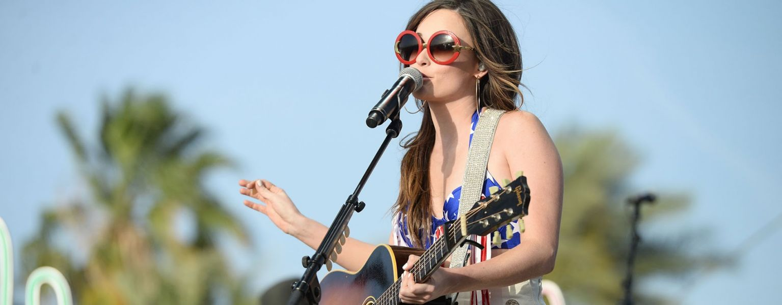 Kacey Musgraves at Stagecoach