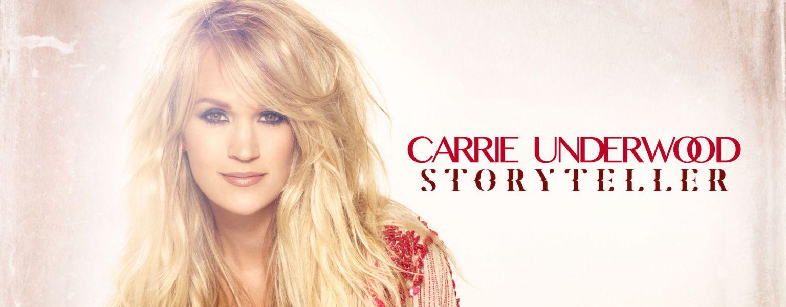 Carrie Underwood, 'Storyteller' (2015)