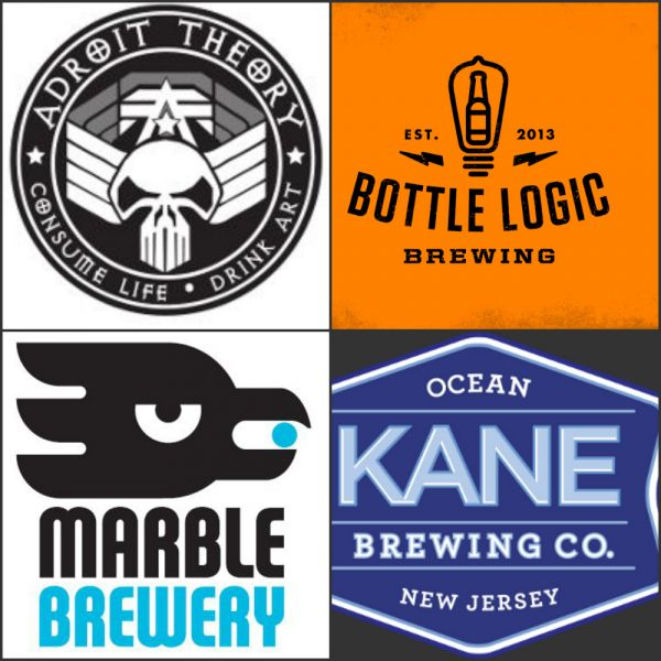 A selection of must-hit breweries at GABF 2015