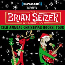 The Brian Setzer Orchestra schedule, dates, events, and tickets - AXS