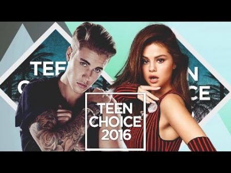 One Direction, Justin Bieber, Selena Gomez win multiple prizes at 2016 Teen Choice Awards