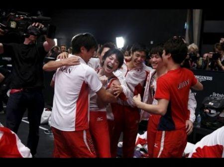 USA Men's Gymnastics team miss medaling in team finals
