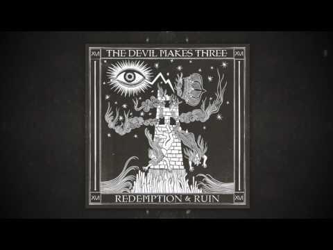 The Devil Makes Three: Singer Pete Bernhard talks about new album 'Redemption & Ruin'