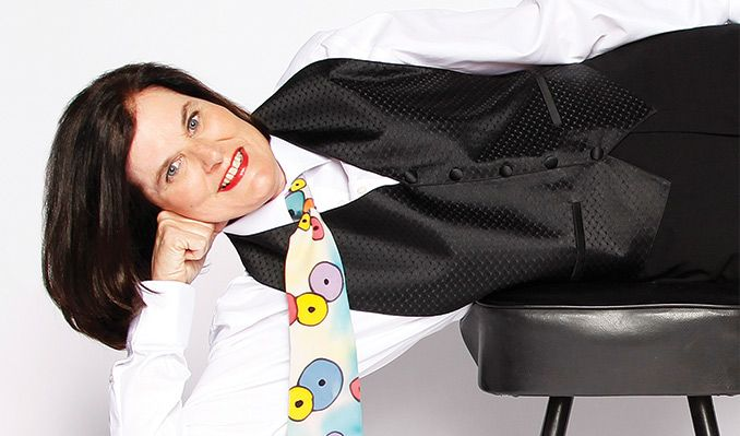 Paula Poundstone tickets at Winspear Opera House in Dallas