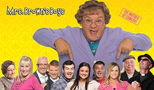 Good Mourning Mrs Brown tickets at The O2, London