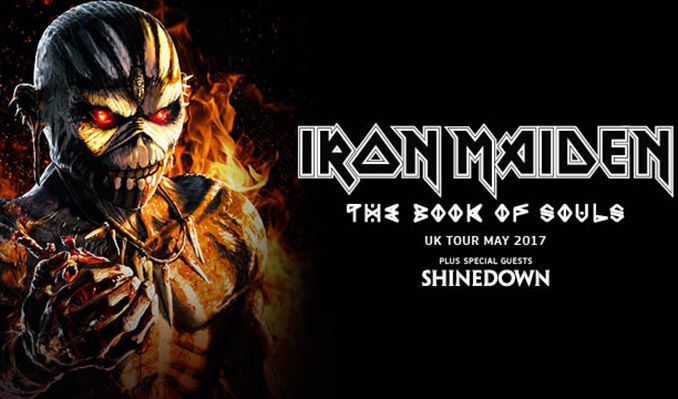 Iron Maiden - EXTRA DATE ADDED tickets at The O2 in London