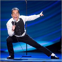 Sebastian Maniscalco tickets at The Mountain Winery, Saratoga