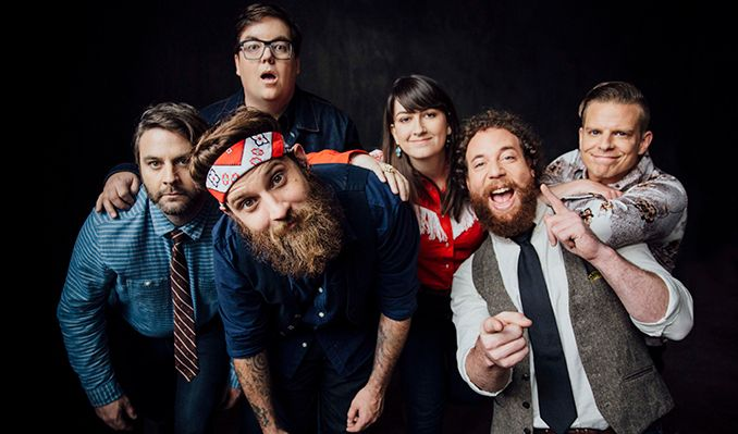 The Strumbellas tickets at Majestic Theatre, Detroit