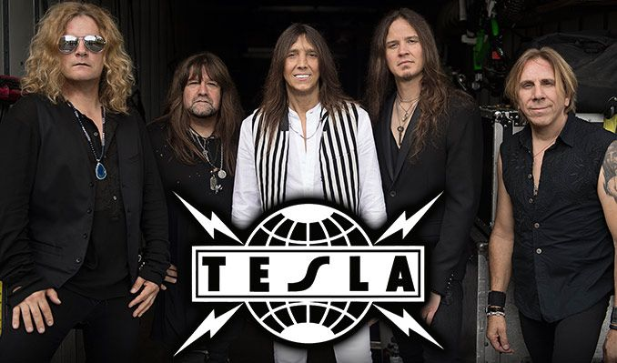TESLA tickets at The National in Richmond