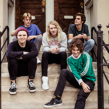 The Orwells tickets at The Sinclair, Cambridge