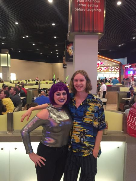 Photo 10/10. When Phish plays Halloween ...  sc 1 st  AXS.com & Photos: Bowie Ziggy Stardust costumes and more abound at Phish ...