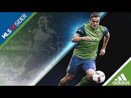 Jordan Morris of Seattle Sounders named MLS Rookie of the Year