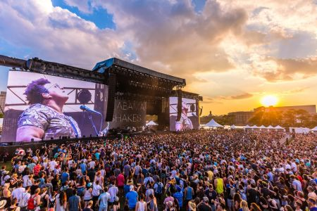 The Panorama Music Festival got off to an auspicious start in July