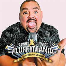 Gabriel Iglesias tickets at ERICSSON GLOBE/Stockholm Live in Stockholm