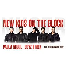 New Kids on the Block tickets at Infinite Energy Arena in Duluth