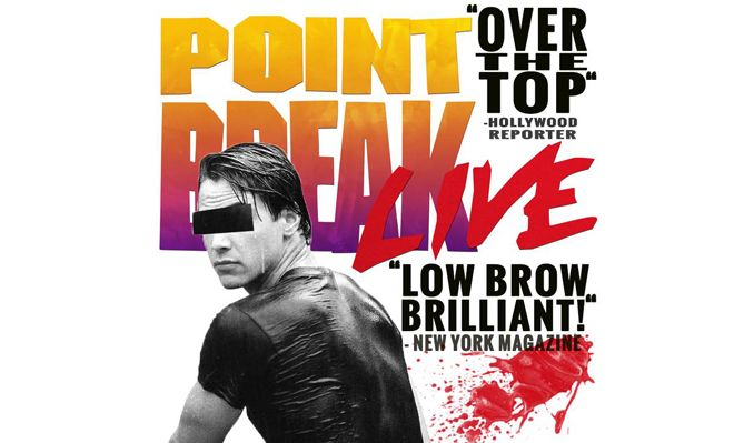 Point Break Live! tickets at The Showbox in Seattle