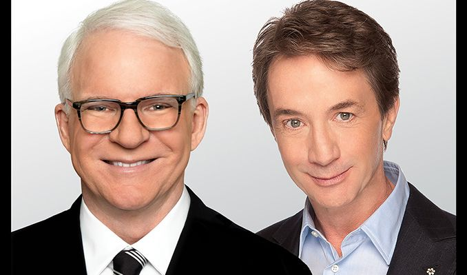 Martin Short, Steve Martin tickets at Abraham Chavez Theatre in El Paso