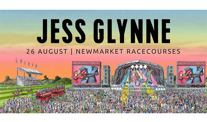 The Jockey Club Live Presents: Jess Glynne - Summer Saturday Live tickets at Newmarket Racecourses in Newmarket