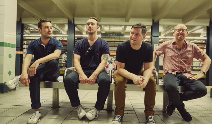 The Menzingers tickets at Slim's, San Francisco