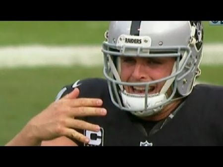 Raiders QB Derek Carr has 'no limitations' following finger injury