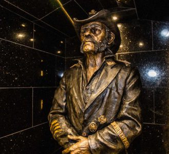 Rainbow Bar & Grill's patio renamed to 'Lemmy's Lounge'