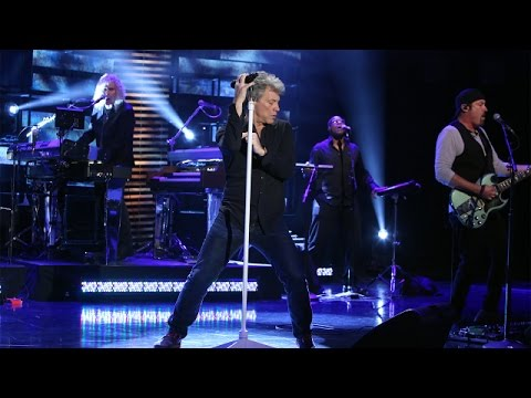 Bon Jovi expand 2017 spring tour of North America